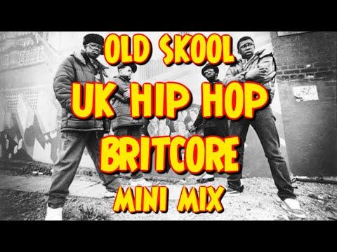 Old Skool UK Hip Hop Mash Up - DJ Faydz