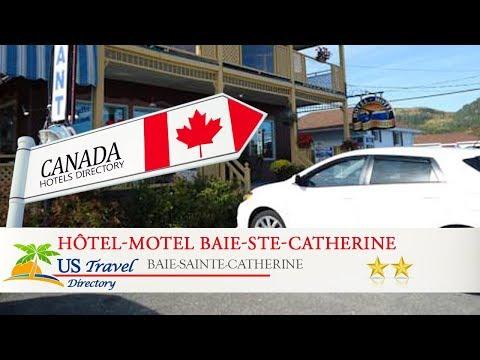 Hôtel-Motel Baie-Ste-Catherine - Baie-Sainte-Catherine Hotels, Canada