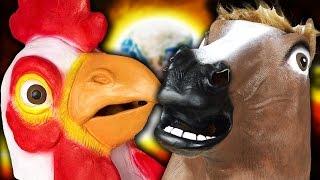 EVERYONE HATES EVERYONE | Ultimate Chicken Horse #2