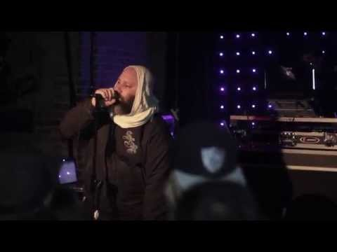 "Sage Francis 1st Time in Fresno: ""The Best of Times"" Live at Fulton 55"