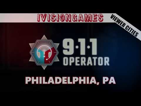 911 Operator -  Viewer Cities -  Philadelphia, PA - We Got A Cat In The Tree