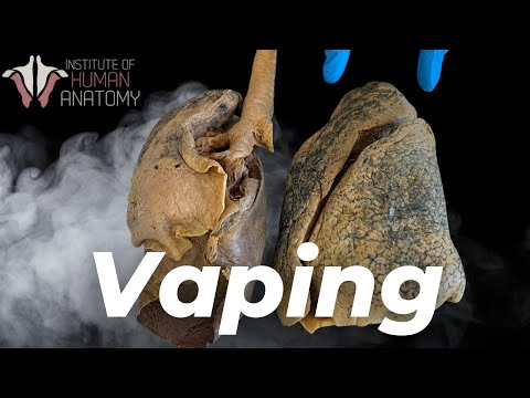 What Vaping Does to the Body