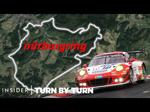 Why This German Race Track Is The Most Dangerous In The World | Turn By Turn