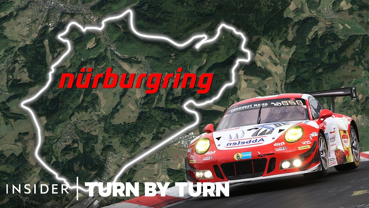 Why This German Race Track Is The Most Dangerous In The World   Turn By Turn