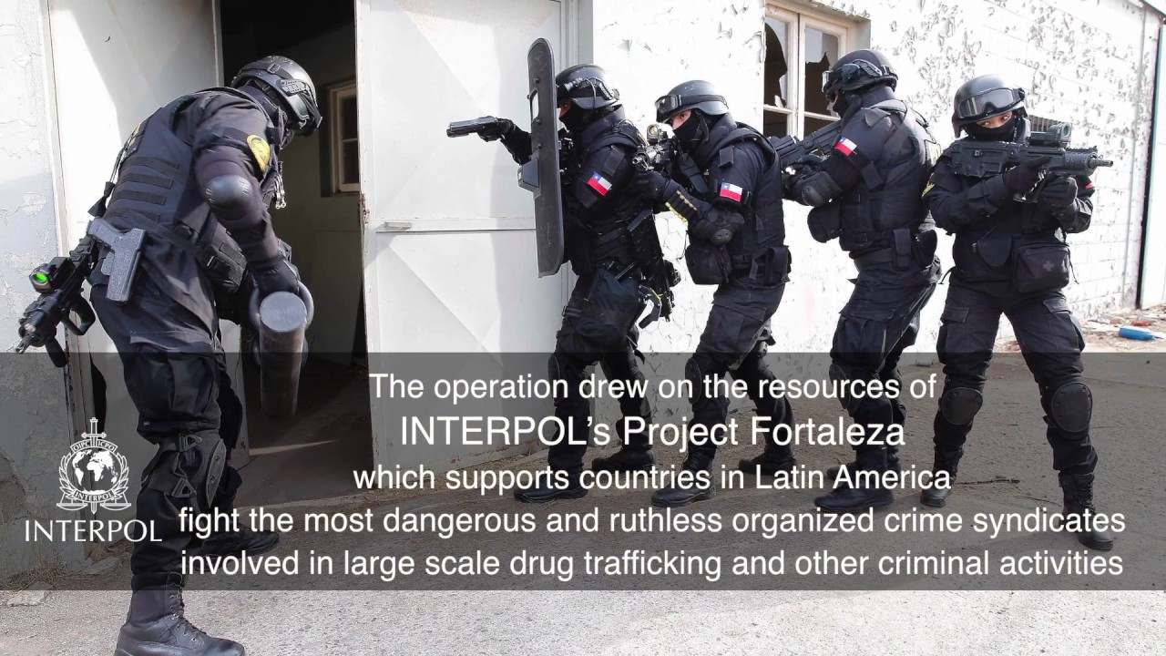 interpol operation lionfish 2017