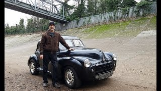 Morris Minor V8, and nothing but the V8