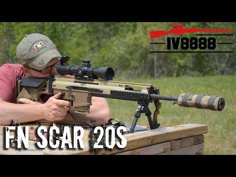 FN Scar 20S - YouTube
