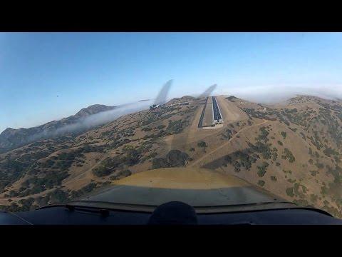 ✪ FSX Cessna 172 G1000 - Corona (AJO) to Catalina (AVX)