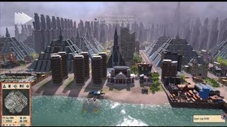 Tropico 4 Modern Times - 7200 Citizens - Ultra Graphics