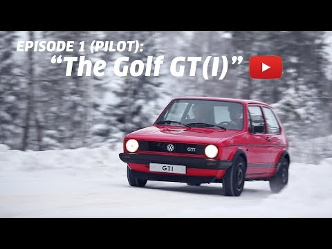 Edd China's Garage Revival Program Pilot: The Golf GT(I)