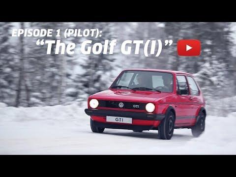 Edd China's Garage Revival Program Pilot: The Golf GT(I)