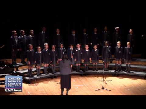 St George's Preparatory School Choir, February 13 2015