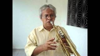 Aulas de trompete - 07 - Fortaleça a embocadura; retire a saliva