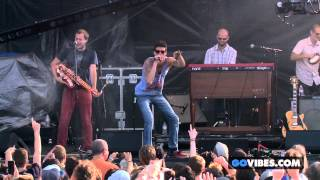 """Galactic performs """"Gimme Shelter"""" at Gathering of the Vibes Music Festival 2013"""