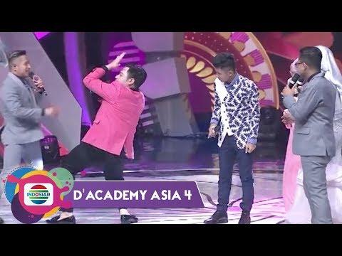 NASSAR KALAH TELAK!! Battle Goyang Dangdut Lawan JIRAYUT (THAILAND) | DA Asia 4 Top 30