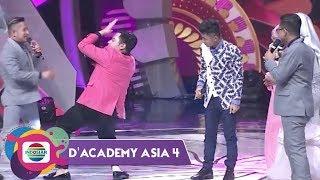 NASSAR KALAH TELAK!! Battle Goyang Dangdut Lawan JIRAYUT (THAILAND) | DA Asia 4 Top 30 - Stafaband