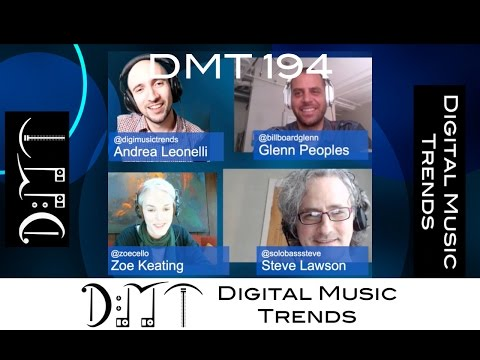 DMT 194: Independent music, Bandcamp, artist-fan relationship, YouTube, streaming...
