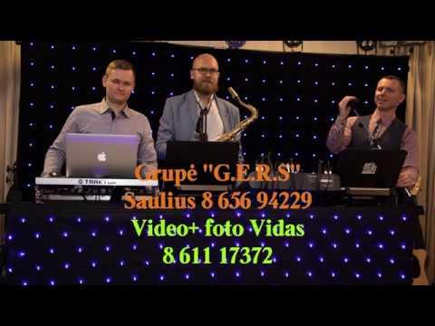 """Grupė G.E.R.S - """"50-tmečio jubiliejuje"""" 2018m."""