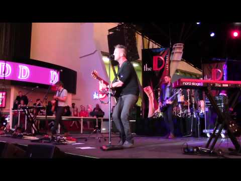 OneRepublic With or Without You - Stop and Stare (Live) at the D in Las Vegas - 10/20/2012