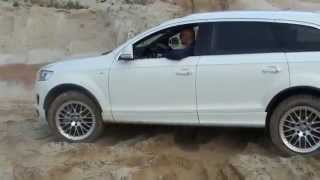 Toyota Land Cruiser vs Jeep vs Audi Q7