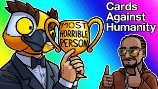 Cards Against Humanity Funny Moments - Snoop Dogg Always Wins!