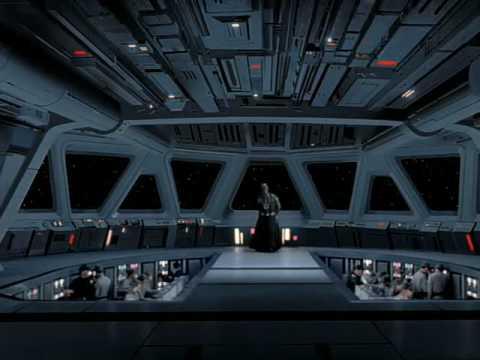 Star Wars V Empire Strikes Back Luke Vs Vader Youtube