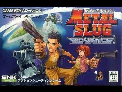 Metal Slug Advance (เมทัลสลัก) (Live) #1 : เล้นแก้เบื่อ 0^0