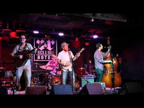 """Cabin Creek """"Peace"""" - live at Rock & Roll Hotel, DC"""