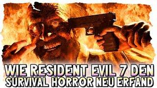 Wie Resident Evil 7 den Survival Horror neu erfand ~ Eine Retrospektive