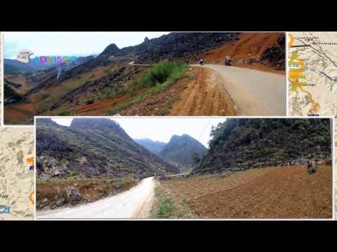 from Dong Van to Ha Giang- option 2 [Ur Travel Advisor] Vietnam travel guide free