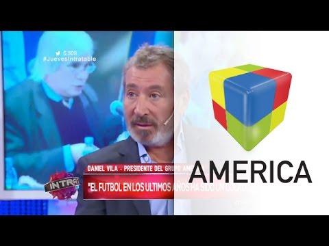 Daniel Vila: Me gustaría ser candidato a presidente de la AFA