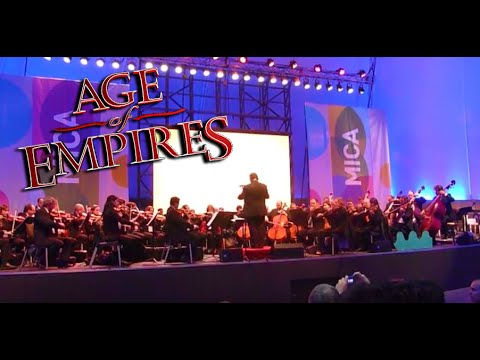 Age of Empires main theme  Symphonic Orchestra of Entre Rios