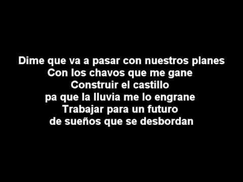 Izaak ft Cosculluela - Que Va A Ser De Mi (LETRAS) 2014