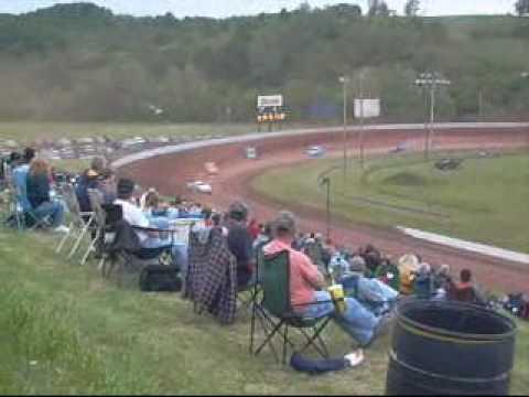West Virginia Motor Speedway Heat #1