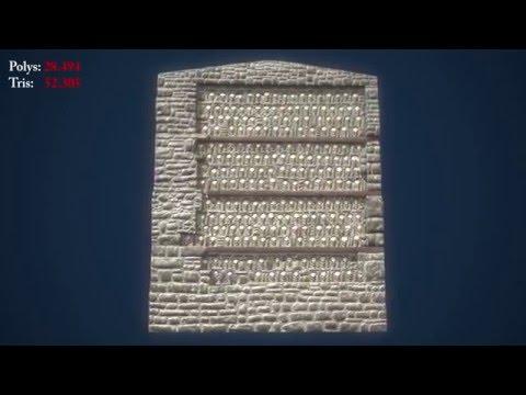 Skull Tower - historical 3D reconstruction