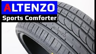 Altenzo Sports Comforter /// обзор