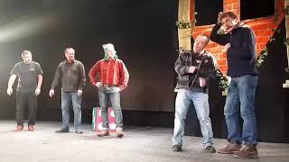 Закрытая репетиция Ромео и Джульетты (Маски шоу)