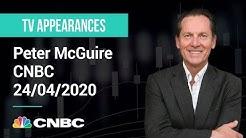 XM.COM - Peter McGuire - CNBC - 24/04/2020