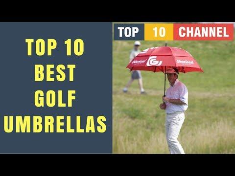 Top 10 Best Golf Umbrellas 2019 Reviews | Golf Equipment Reviews