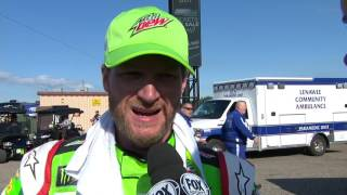 Dale Earnhardt Jr. Keeps Searching For Speed