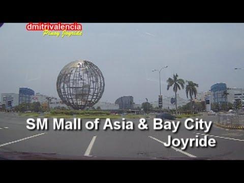 Pinoy Joyride - Mall of Asia and Bay City Joyride
