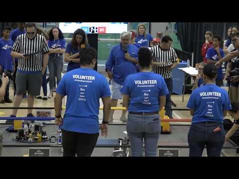 CIS Robotics 14838 Final Match Cayman Robotics Tournament 2020