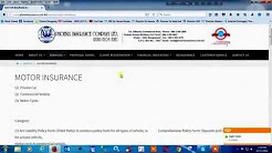 03 How to search Car Insurance In BD