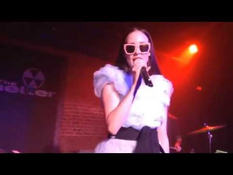 Allie X Live @ The Shelter