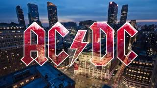 AC/DC Safe in New York City [mashup video remix rhythm and dynamics] special edit
