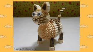Download Video DIY Kokoru Paper Cat // Kucing dari Kertas Kokoru MP3 3GP MP4