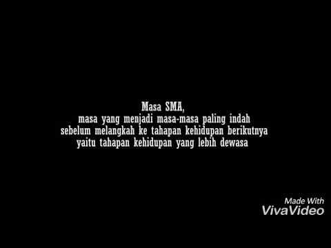 Tiga tahun telah kita bersama Jalani k/Masa SmA angel 9 Band/Lirik Masa Sma/Lirik Ada Di discription