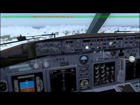 FS2004 Paris Charles de Gaulle - London Heathrow IVAO