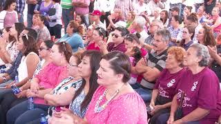 Gobernadora inaugura rehabilitación de blvd. Lázaro Gutiérrez y calle 8 en Cananea