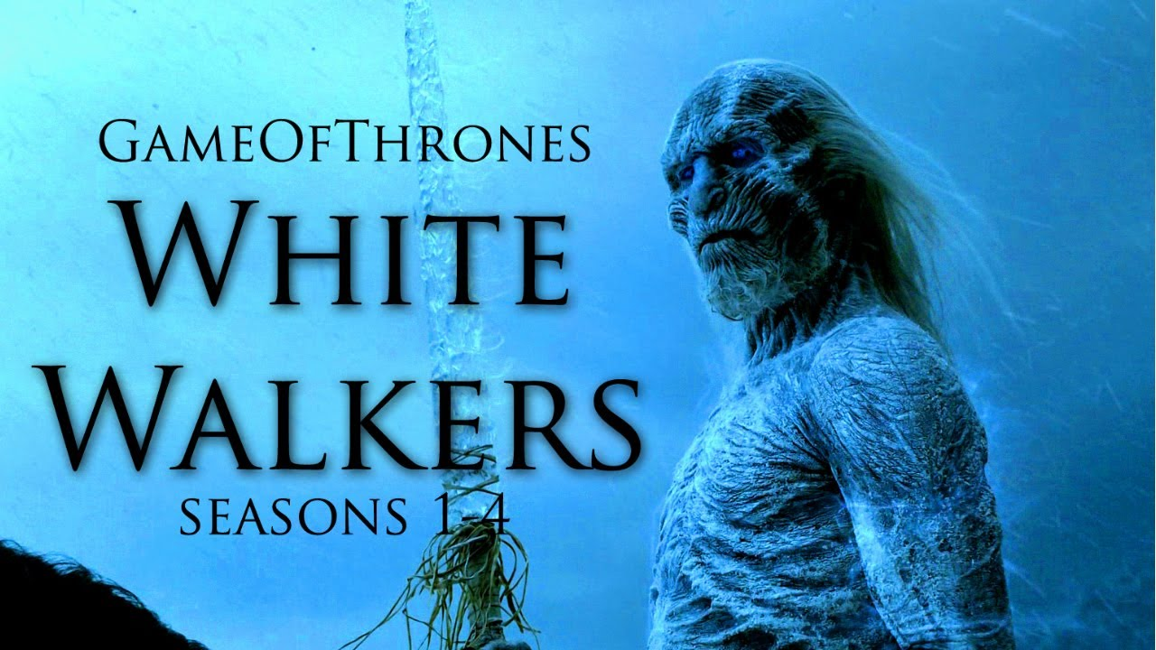 Game of Thrones – White Walkers/Wights (All Scenes S1-S4)